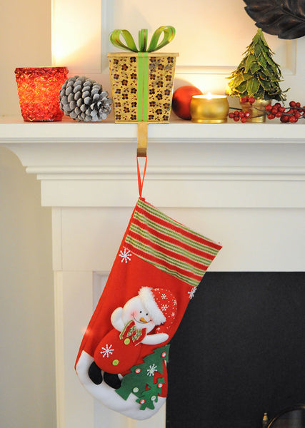 Gift Box Holiday Stocking Holder