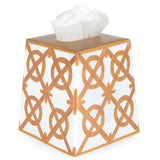 Trellis Tissue Box Cover