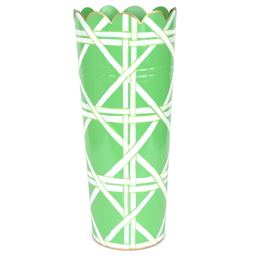 Cane Green Umbrella Stand