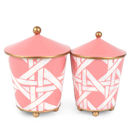 Scales Pink Umbrella Stand
