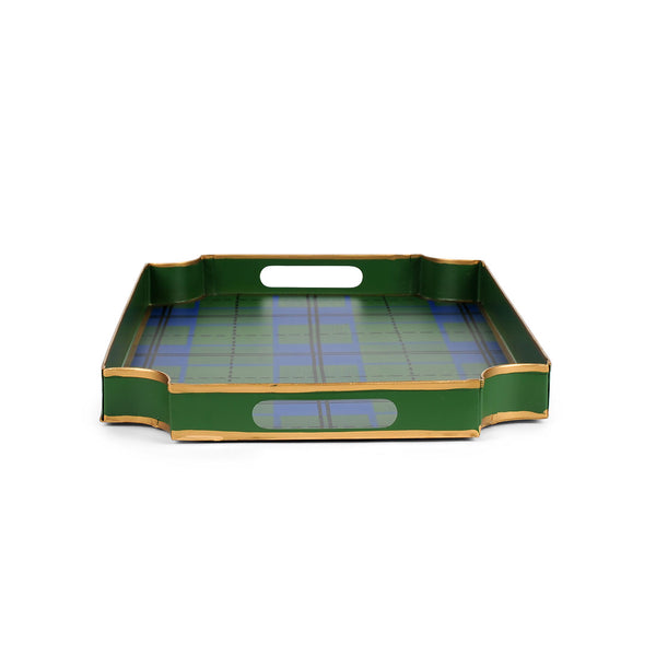 Scottish Plaid Jaye Tray