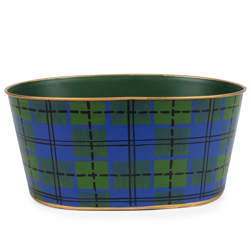 Scottish Plaid Tub
