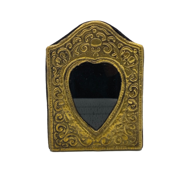 Antique Small Heart Shaped Frame
