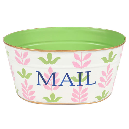"Foliage ""Mail"" Tub"