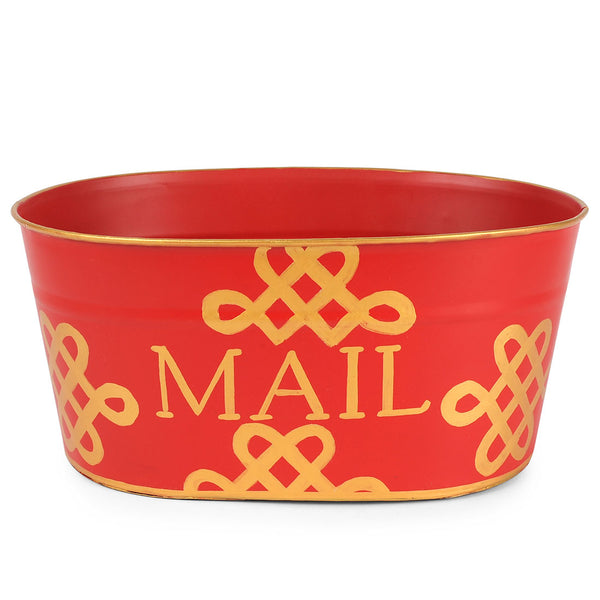 "Love Knots ""Mail"" Tub"