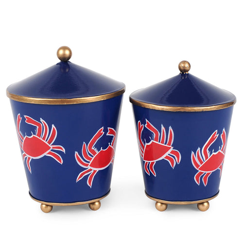 Chesapeake Set of 2 Canisters