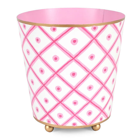 Ginger Jar Pink Napkin Ring (4 pk)