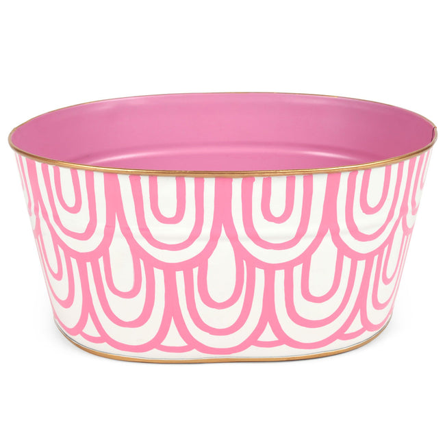 "Scales Pink ""Sunscreen"" Tub"