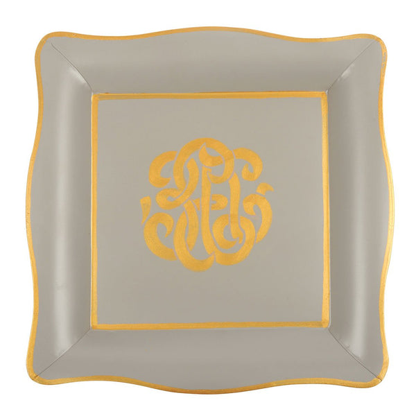 Heritage Crest Social Tray