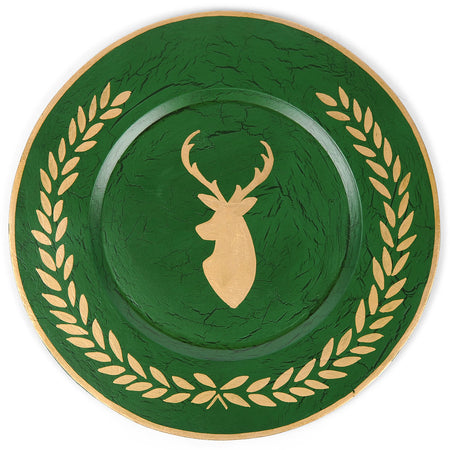 Deer Laurel Tea Tray