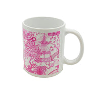 Garden Party Pink Custom 11 Oz. Mug