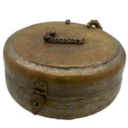 Antique Chain Chapati Box