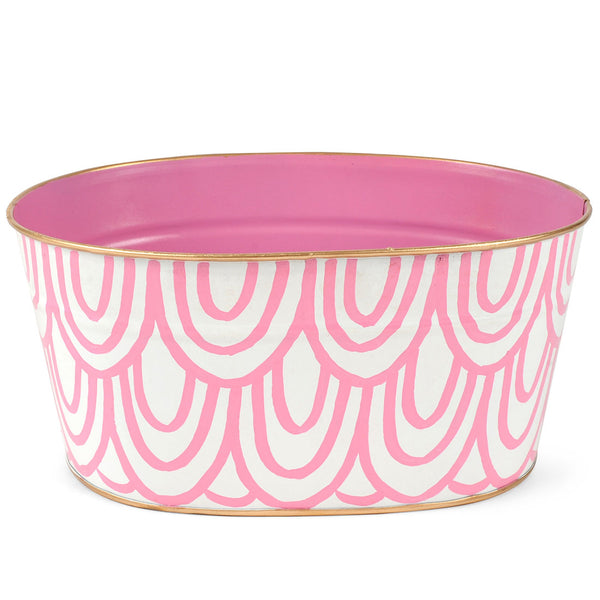 "Scales Pink ""Mail"" Tub"