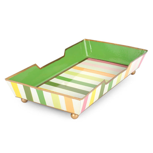 Bayshore Multi Color Guest Towel Tray