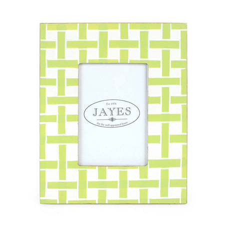 "Aztec Orange 4""x6"" Picture Frame"