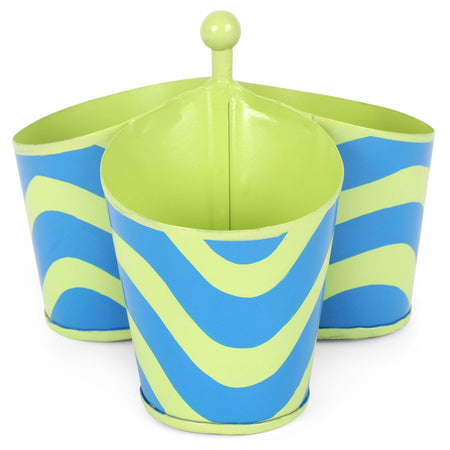 Breakers Aqua Umbrella Stand