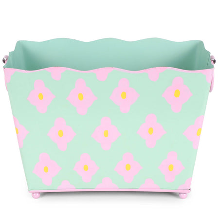 Choppy Seas Pink Umbrella Stand
