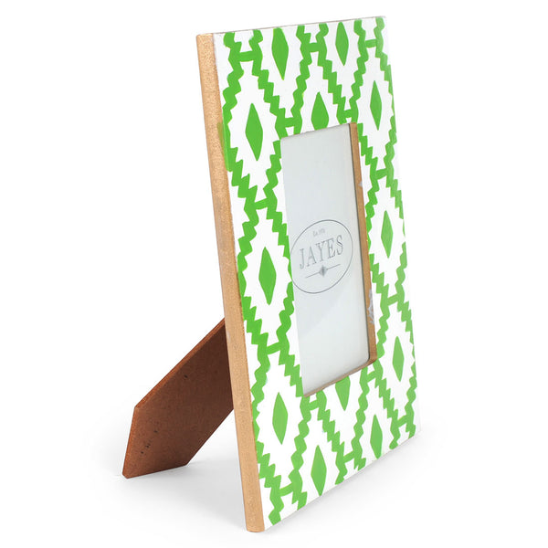 "Aztec Green 5""x7"" Picture Frame"