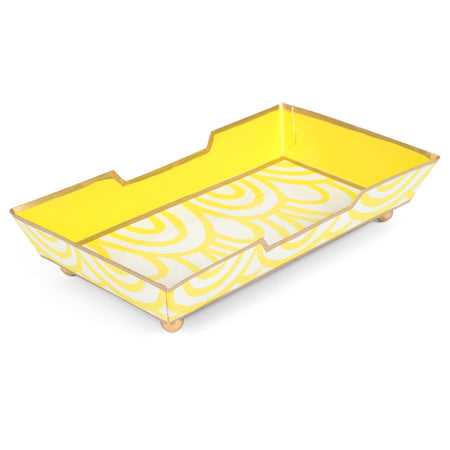 Heritage Bee Cocktail Napkin Tray