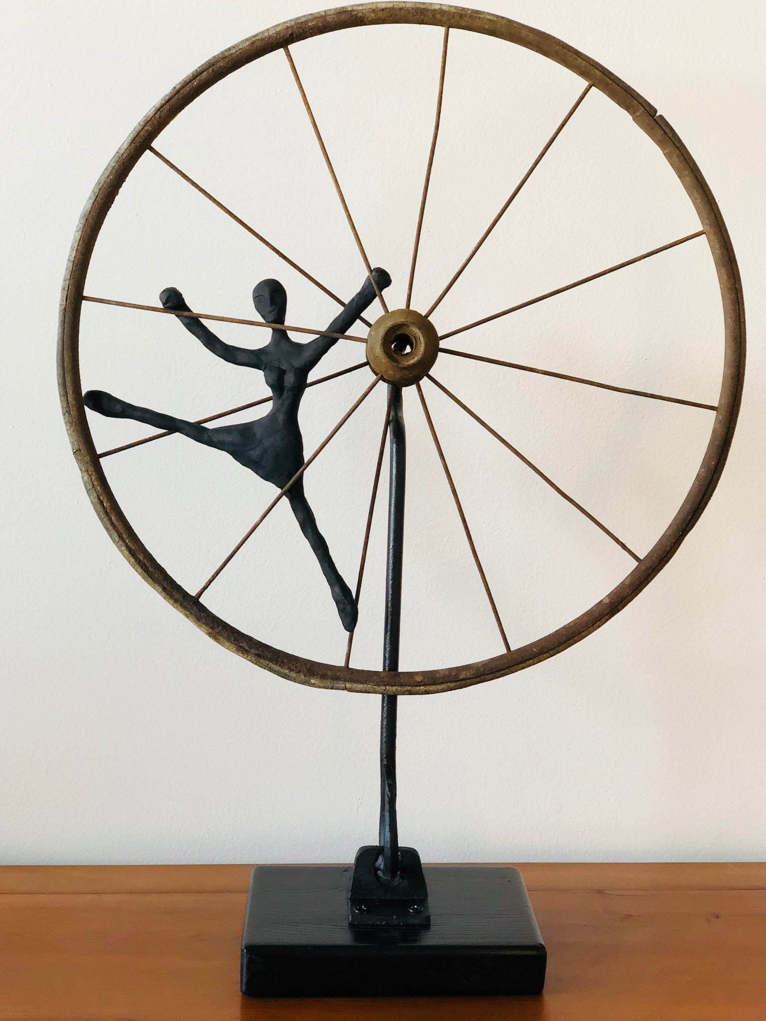 Dancing in the Wheel of Life