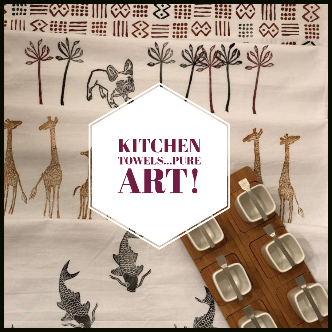 Kitchen and Art