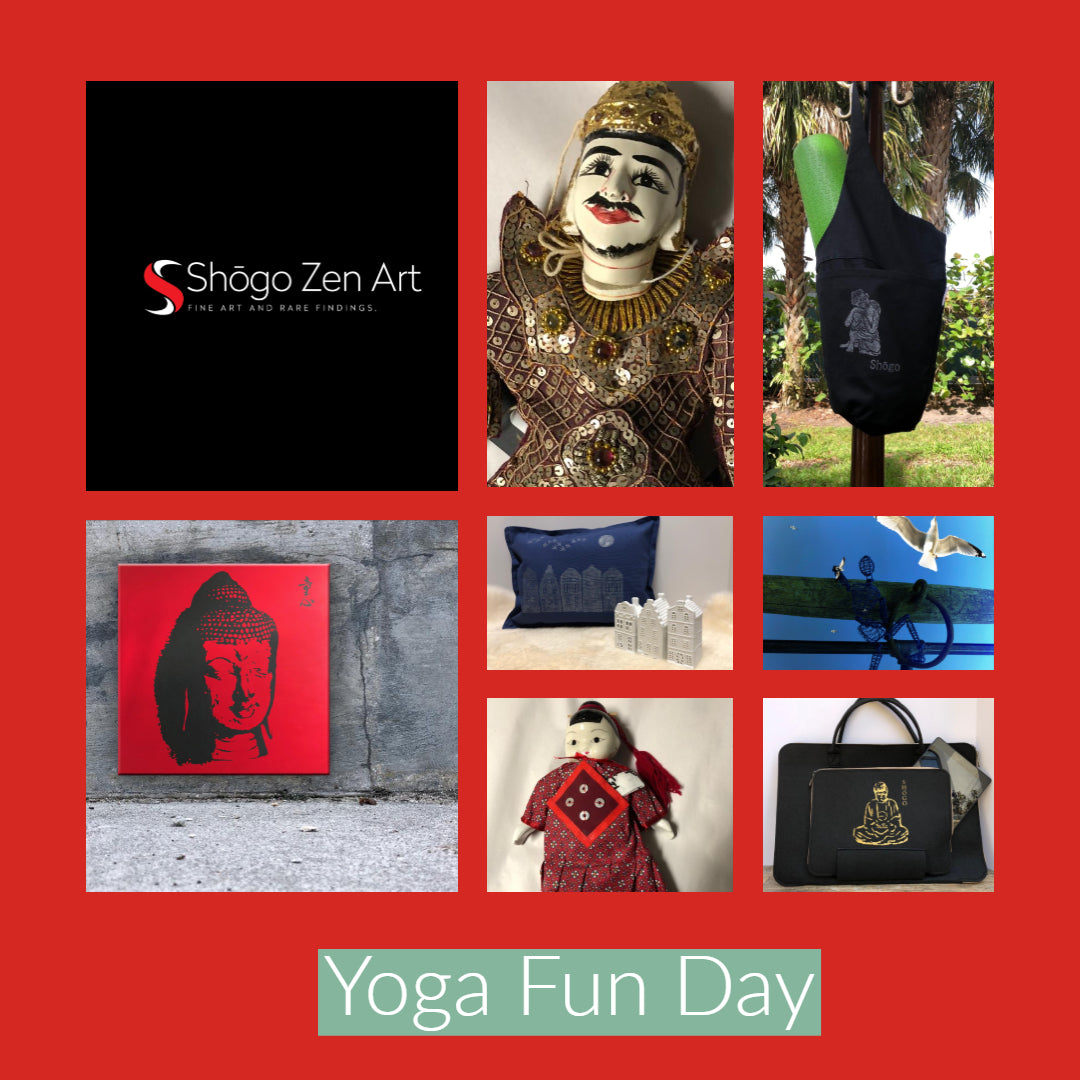 Delray Beach Yoga Fun Day