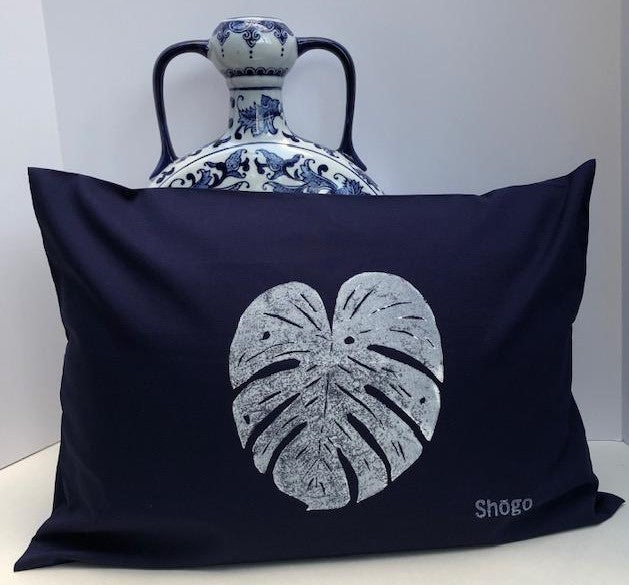 Blue Throw  Pillows