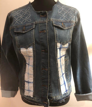Urban Boro Denim Jackets