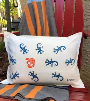Linen - Cotton Throw Pillows