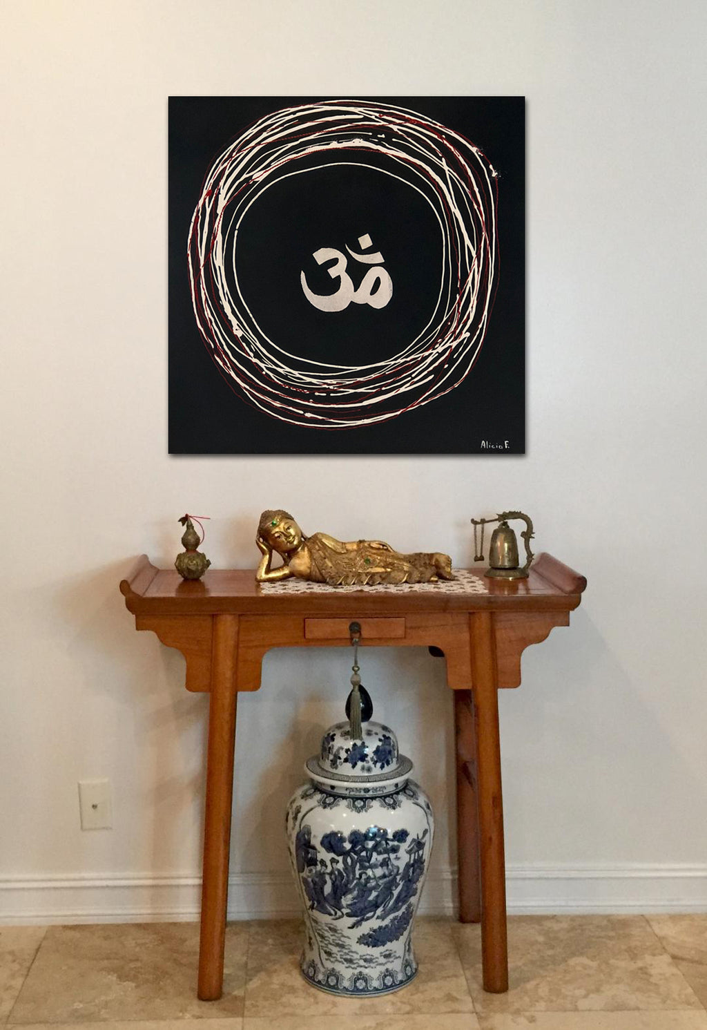 OM in the Circle of Infinity