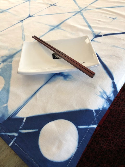 Shibori Tablecloth