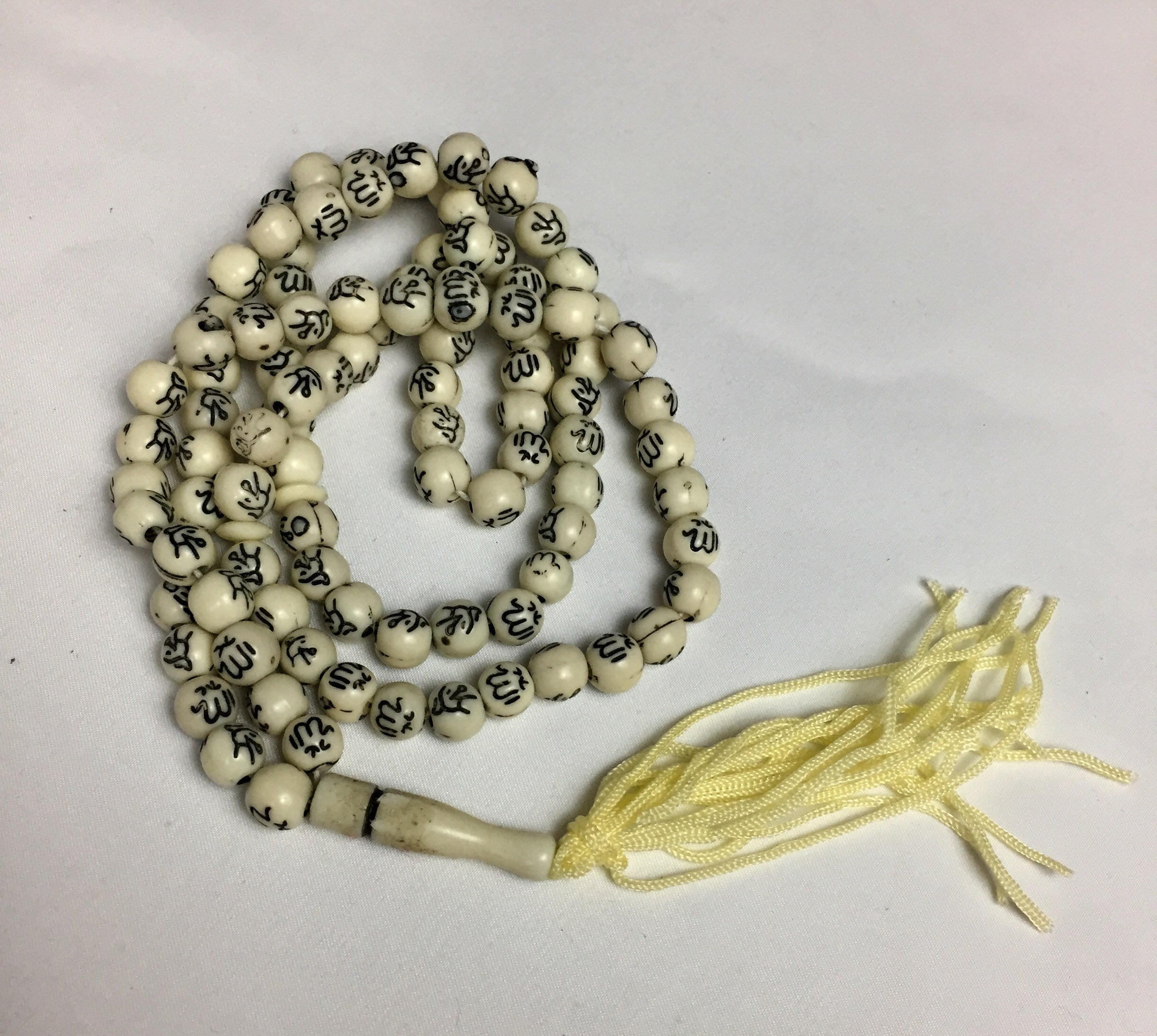 White Malas from Thailand