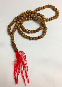 Wood Malas from Thailand