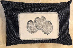 Throw Pillows        Indigo