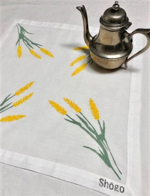 Romantica Tea Towels Collection