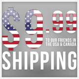International Shipping discount to USA