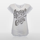 JoshyTees Custom Print 410 Women's Stronger Than Ever T-Shirt 1