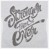 JoshyTees Custom Print 410 Women's Stronger Than Ever T-Shirt 3