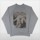 JoshyTees Custom Print 431 Men's Truth Or Dare Vintage Sweatshirt 1