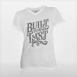 JoshyTees Custom Print 227 Mens Built To Last Grandad Fathers Day T-Shirt 1