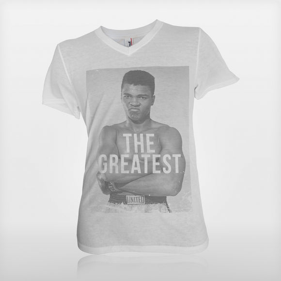 JoshyTees Custom Print 312 Men's The Greatest Muhammad Ali T-shirt 1