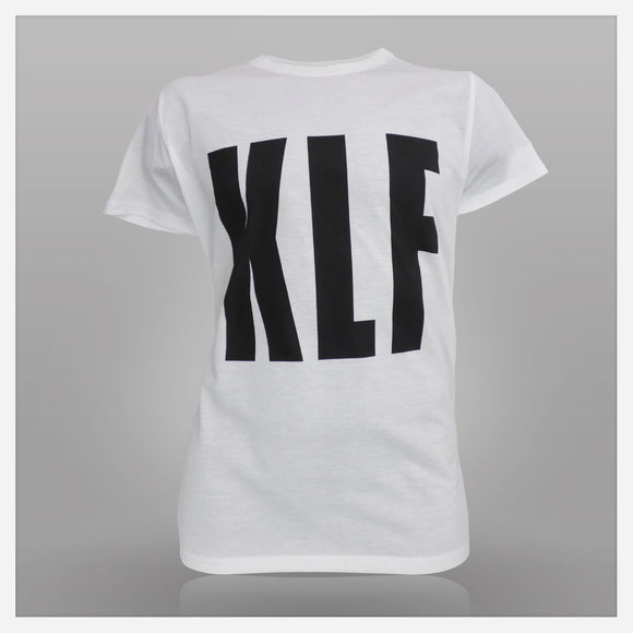 JoshyTees Custom Print Men's KLF Rave Culture Classics White T-Shirt