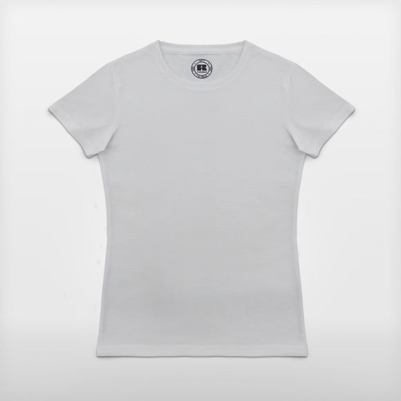 Girls HD T-Shirt - White