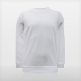 JoshyTees custom print Men's Raglan Sweat White Print Your Own Sweatshirt