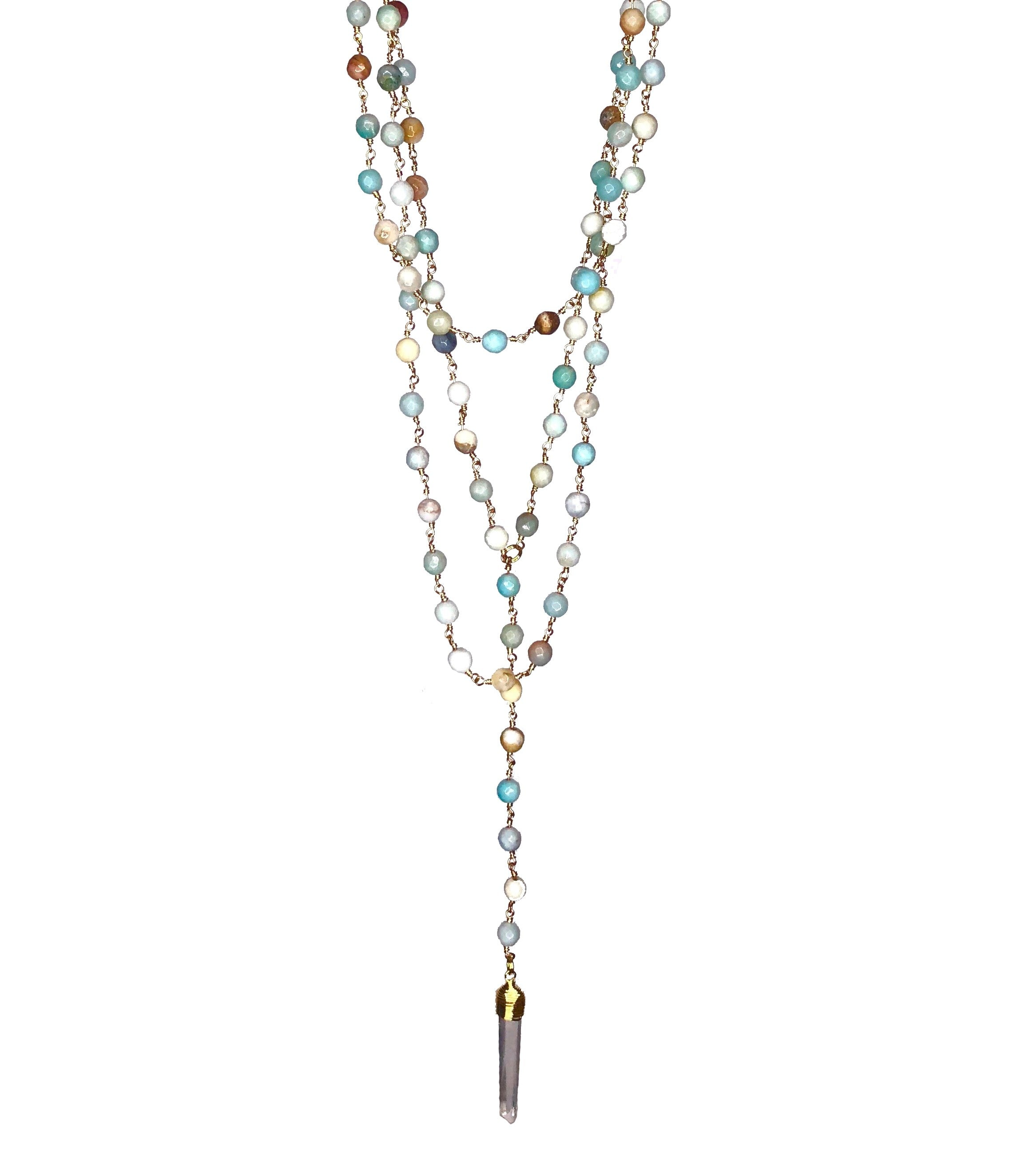Carrie Multi Layered Necklace