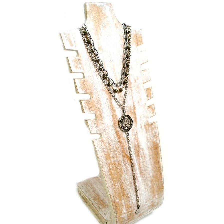 Dax Multi Layered Necklace