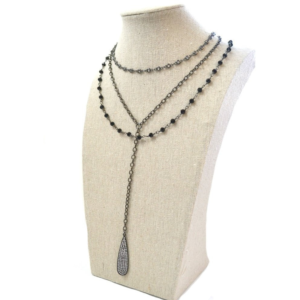 Gina Multi Layered Necklace