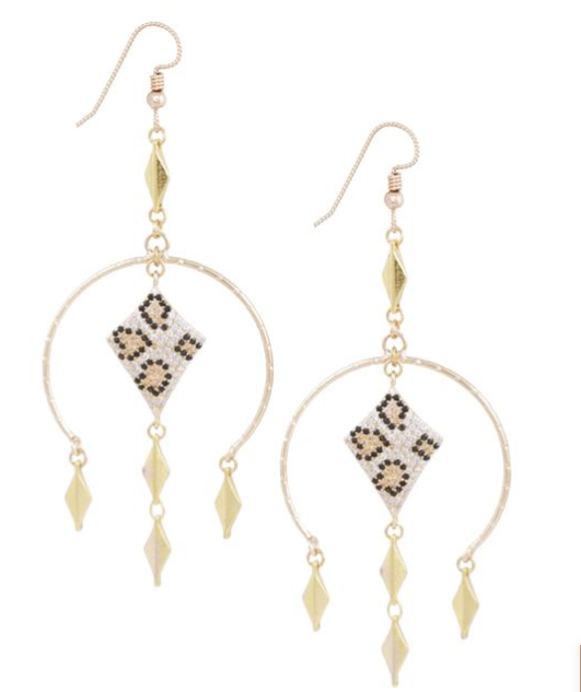 Lucky Star Jane Earrings