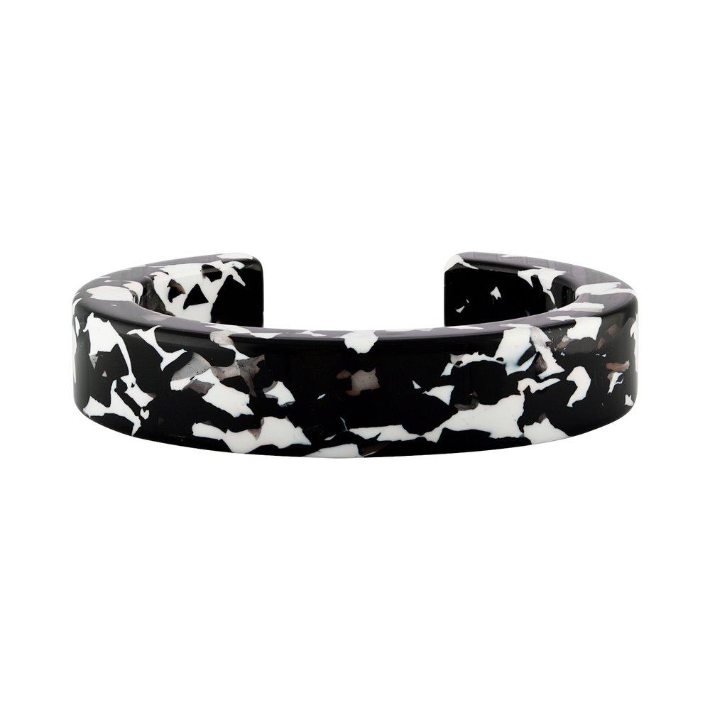 Machette Architect Cuff in Noir Tort