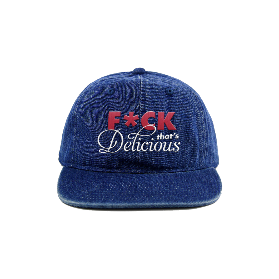 Fuck Thats Delicious Logo Hat